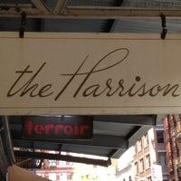 Photo taken at The Harrison by Matt B. on 7/12/2012