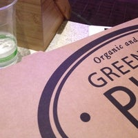 Photo taken at Green Zone Pizza by J Z. on 2/23/2012