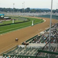 Photo taken at Churchill Downs by Steve B. on 7/2/2011