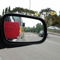 Photo taken at Manglait Gadong by Nui Z. on 2/18/2012