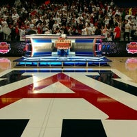 Photo taken at McKale Center by Colin D. on 1/28/2012