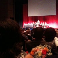 Photo taken at Morris Cultural Arts Center @ Houston Baptist University by Erika L. on 5/26/2011