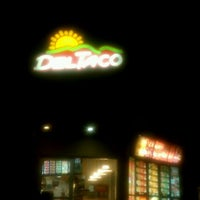 Photo taken at Del Taco by Queen 👑 J. on 6/1/2012