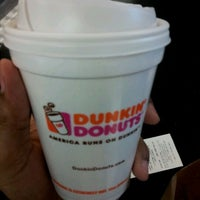 Photo taken at Dunkin Donuts by Greg S. on 4/27/2012