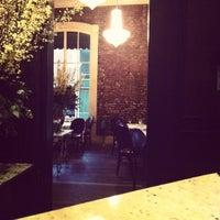 Photo taken at Restaurant August by Celeste S. on 2/27/2012
