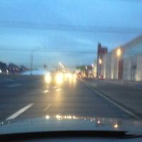 Photo taken at Major Deegan Expressway (I-87) by Andrew B. on 1/4/2012