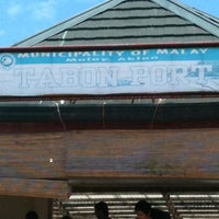 Photo taken at Tabon Port by D. S. on 9/3/2011