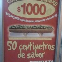 Photo taken at Corbata by Dano L. on 10/13/2011