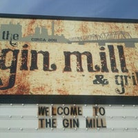 Photo taken at The Gin Mill & Grille by Kevin L. on 11/26/2011