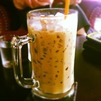Photo taken at Colette Cafe' Coffee & Bakery by Siriluk N. on 5/29/2012