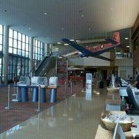 Photo taken at Kalamazoo - Battle Creek International Airport (AZO) by Matt T. on 8/5/2011
