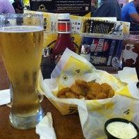 Photo taken at Buffalo Wild Wings by Jill L. on 9/7/2011