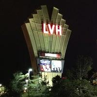Photo taken at LVH - Las Vegas Hotel & Casino by Jon S. on 8/31/2012
