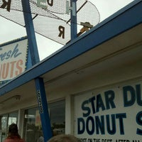 Photo taken at Stardust Donut Shop by Fran on 11/12/2011