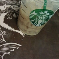 Photo taken at Starbucks by The G. on 9/4/2011