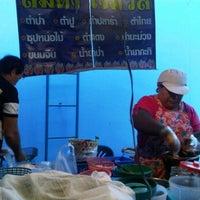Photo taken at ตลาดนัดหลังโรงพยาบาล by Hiso👑💍 น. on 12/13/2011