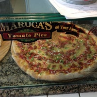 Photo taken at Maruca's Tomato Pies by Pat S. on 7/7/2012