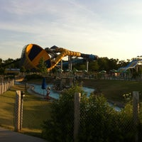 Photo taken at Zoombezi Bay Waterpark by Christopher Z. on 6/28/2012