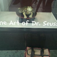Photo taken at The Art of Dr. Seuss by Beverly, Lewis, & Edward on 9/17/2011