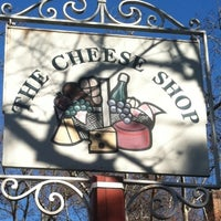 Photo taken at The Cheese Shop by Linda H. on 2/12/2012