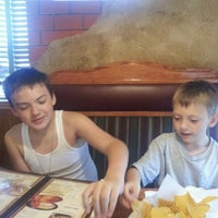 Photo taken at Las Trancas Mexican Restaurant by Dennis C. on 6/1/2012