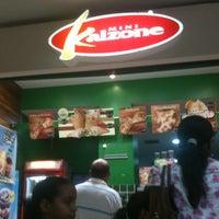 Photo taken at Mini Kalzone by Stefanne L. on 1/8/2012