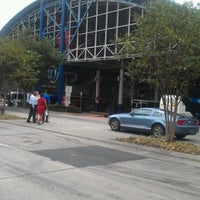 Photo taken at Charlotte Transportation Center (CTC) - Bus Terminal by Ian J. on 8/15/2012