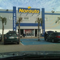 Photo taken at Norauto by Ego S. on 11/14/2011