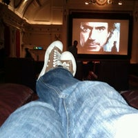 Photo taken at Electric Cinema by Amin on 12/23/2011