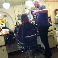 Photo taken at Seagull Haircutters by Sarah D. on 11/21/2011
