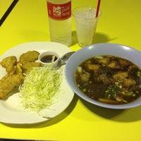 Photo taken at Food Hub by MARPRANG P. on 7/11/2012