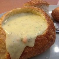Photo taken at Panera Bread by Marina I. on 8/15/2012