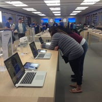 Photo taken at Apple Store, Anchorage 5th Avenue Mall by Savitry M. on 7/11/2012