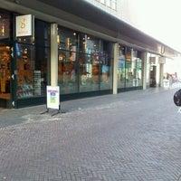 Photo taken at Boekhandel Van Piere by Giovanni H. on 3/26/2012