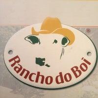 Photo taken at Rancho do Boi by Lucas M. on 6/30/2012
