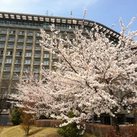 Photo taken at Hilton Odawara Resort & Spa by meo on 4/10/2012
