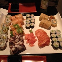 Photo taken at Niu Sushi by Mariangela R. on 6/23/2012