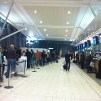 Photo taken at Brisbane International Terminal by Anna V. on 5/25/2012