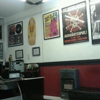 Photo taken at Blacky Tattoo by Belisario G. on 9/10/2012