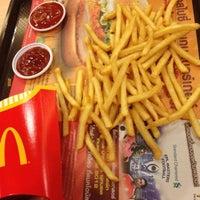 Photo taken at McDonald's & McCafé by Mickey M. on 5/5/2012