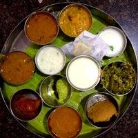 Photo taken at Saravana Bhavan by Kirby T. on 8/3/2012