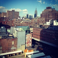 Photo taken at The Standard, High Line by Carter M. on 8/26/2012