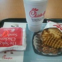 Photo taken at Chick-fil-A Knightdale by Steven S. on 7/30/2012