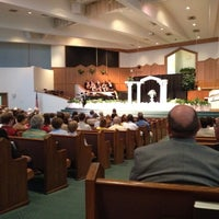 Photo taken at Beaver Dam Baptist Church by Heather W. on 7/14/2012