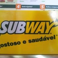 Photo taken at Subway by Igor H. on 9/12/2012