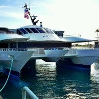 Photo taken at Atlantis Cruises by Stephen C. on 8/28/2012