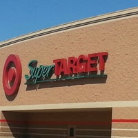 Photo taken at SuperTarget by Slep D. on 8/21/2012