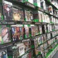 Photo taken at EB Games by Carlos N. on 3/3/2012