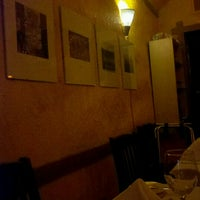 Photo taken at Trattoria Alberto of Capitol Hill by Bill W. on 9/7/2012