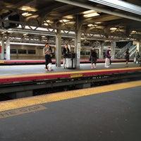 Photo taken at LIRR - Jamaica Station by nika on 5/30/2012